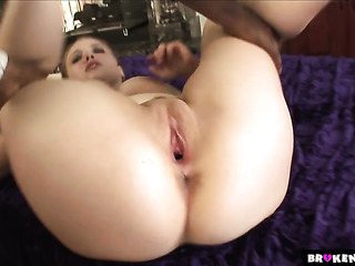 interracial wet pussy fuck
