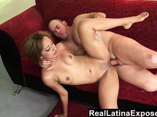 little latina girlfriend