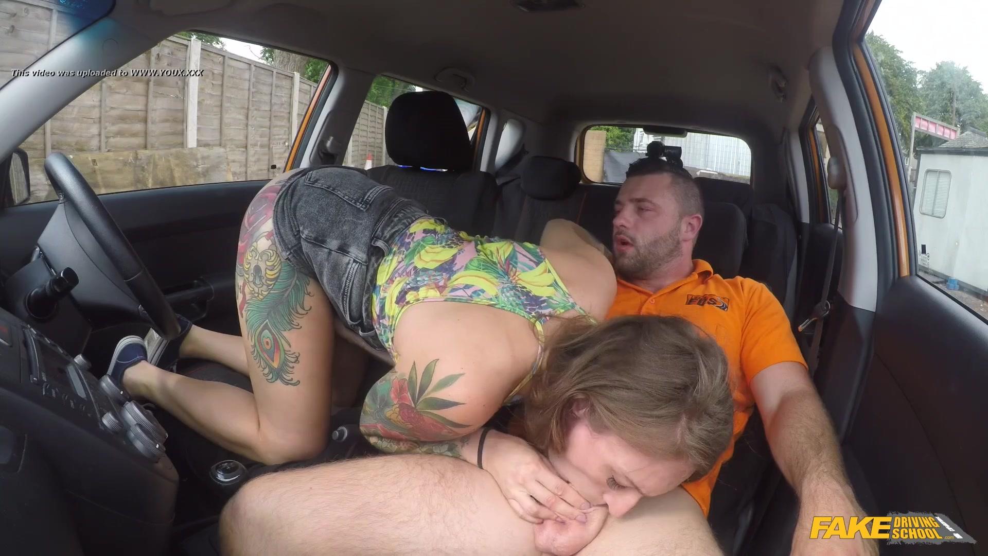 British Car Sex Amateur