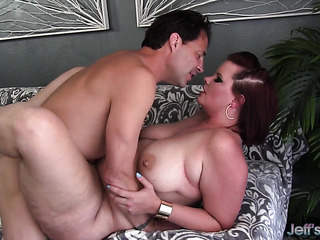 dick-sucking action with bbw