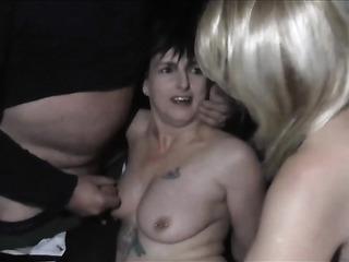 mature interracial milf orgy