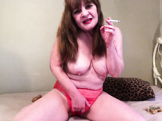 horny wet pussy fingering