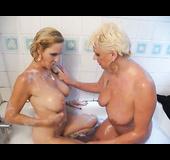 Mature british milf lesbian
