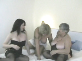 lovely big tit lesbian