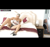 Big tits lesbian feet sex