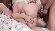 lesbian mature amateur threesome
