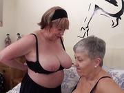 bbw, big tits, granny, lesbian, school girl, striptease