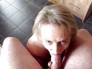 big dick, big tits, blowjob, hairy, mature, stockings