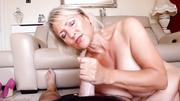 big tits mature nylon