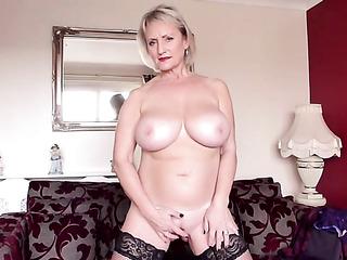 big tits amateur milf