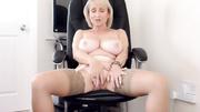amateur big tits lingerie
