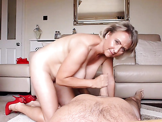 big tits mature pantyhose