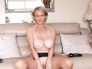 big tits mature voluptuous