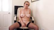 big tits amateur stockings