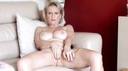 mature big tits striptease