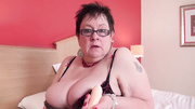 mature amateur striptease