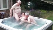 threesome mature