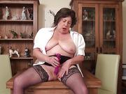 bbw, big tits, individual model, mature, milf, pissing