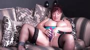 busty big tits lingerie