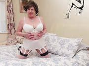 bbw, big tits, couples, mature, milf, stockings