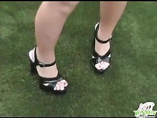 tight high heel fetish