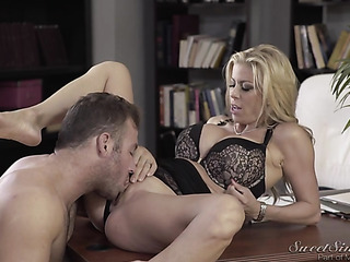 meaty blonde bitch with