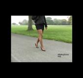 Elegant high heel fetish