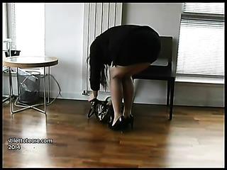 sensual sexy legs high