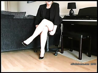 lucky sexy legs high