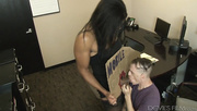jacked t-girl black stockings