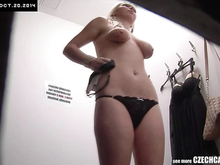 czech natural tits young