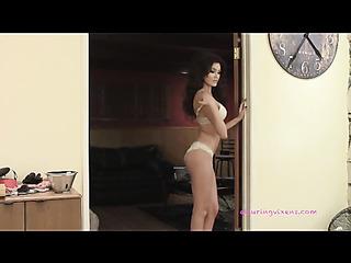 skinny exotic babe