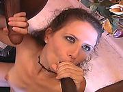 2 on 1, interracial, tongue, videos