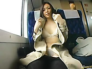 asian, japanese, public, riding