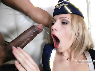 ukrainian air hostess