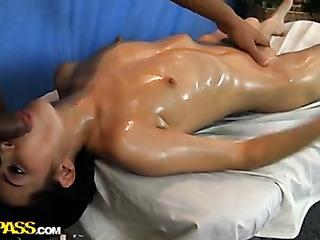 hot gorgeous massage sex