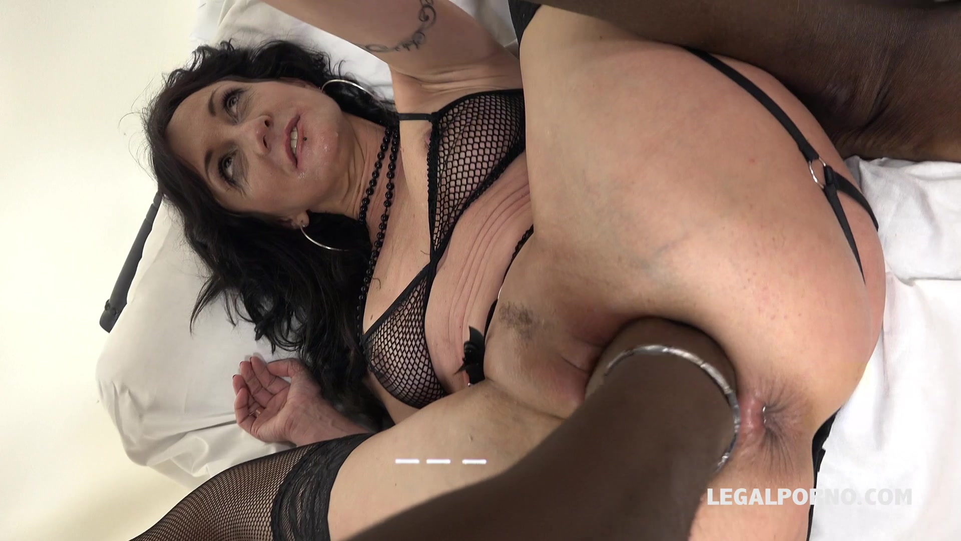 French Teen Interracial Anal