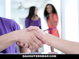 step daughters pussy stake