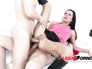 delectable milf gets the