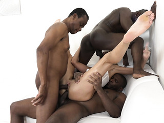 black men pound mature