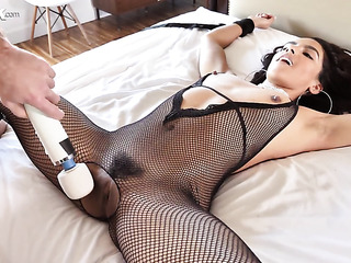 sexy tease loves bondage