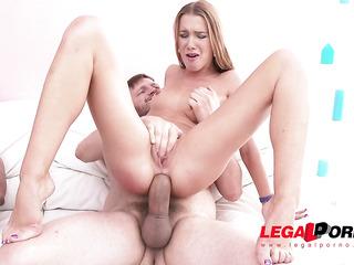 long legs hard anal