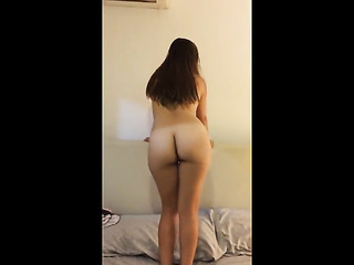perfect young indian ass