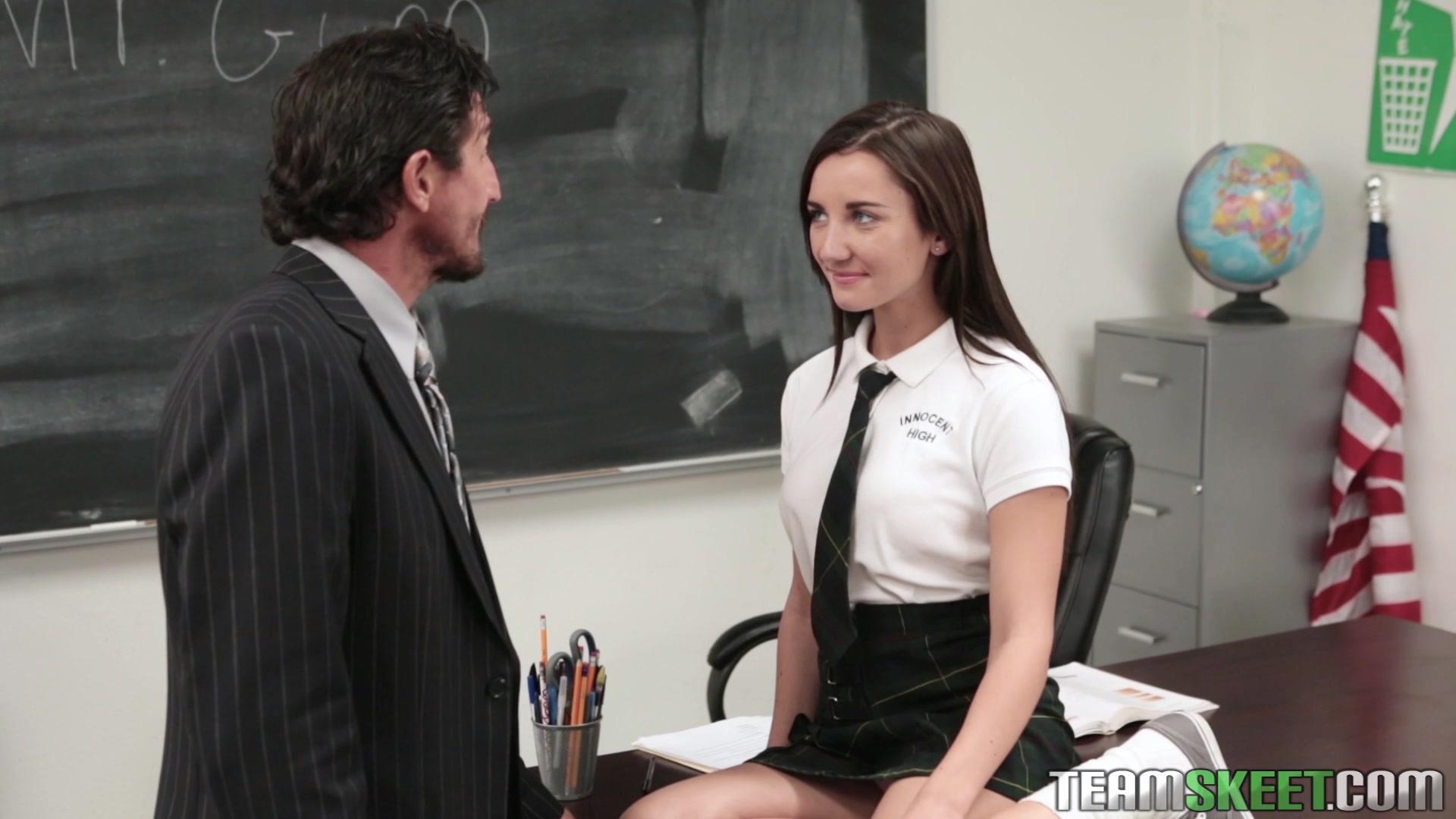 Riley Reid The School Girl
