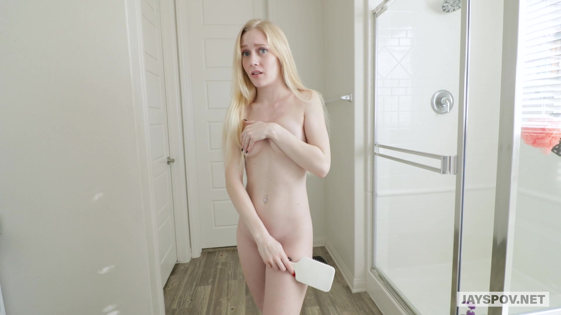 Step Sister Caught Anal