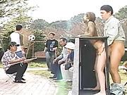 asian, japanese, model, public