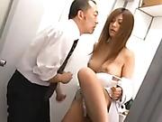 asian, japanese, office girls, pantyhose