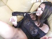 bead stuffing, erotica, panty stuffing, pornstar