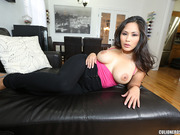 asian, latina, swallow, tits