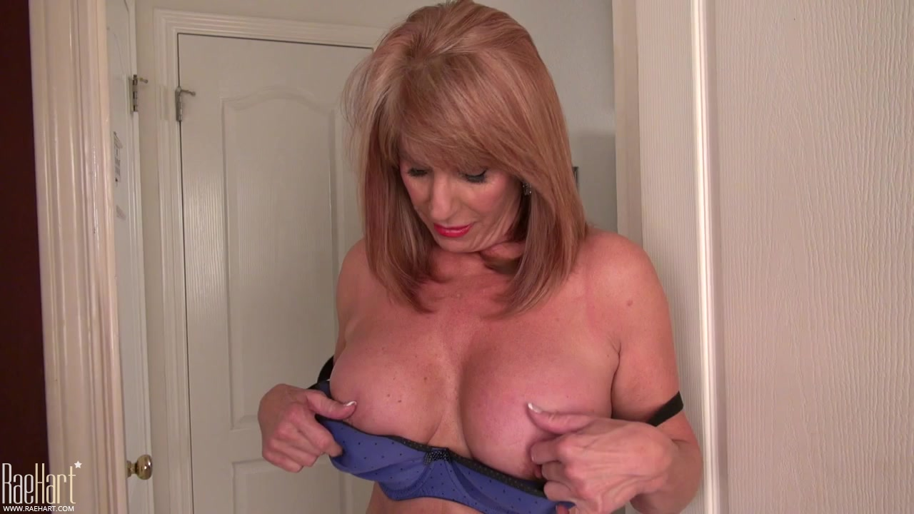 Busty Mature Granny A N Stockings - Milf-1153